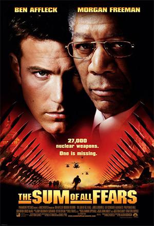 ดูหนังฟรีออนไลน์ The Sum of All Fears (2002) วิกฤตินิวเคลียร์ถล่มโลก HD พากย์ไทย ซับไทย