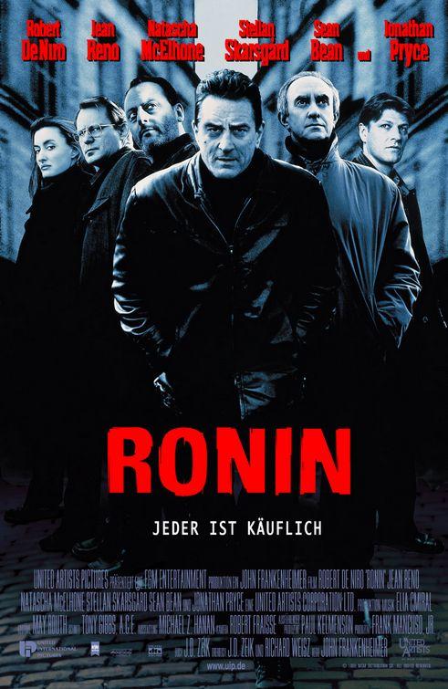 ดูหนัง Ronin (1998) โรนิน 5 มหากาฬล่าพลิกนรก มาสเตอร์ HD พากย์ไทย เต็มเรื่อง