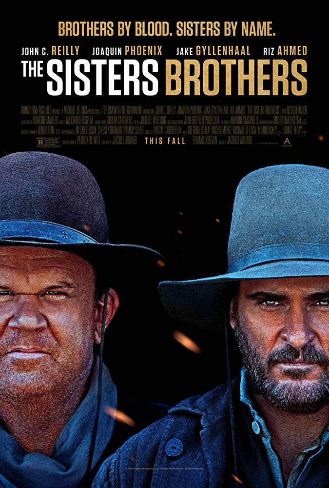 ดูหนังออนไลน์ The Sisters Brothers (2018) พี่น้องนักฆ่า นามว่าซิสเตอร์ พากย์ไทยเต็มเรื่อง ดูหนังใหม่ชนโรง 2020 ฟรีภาพชัด HD