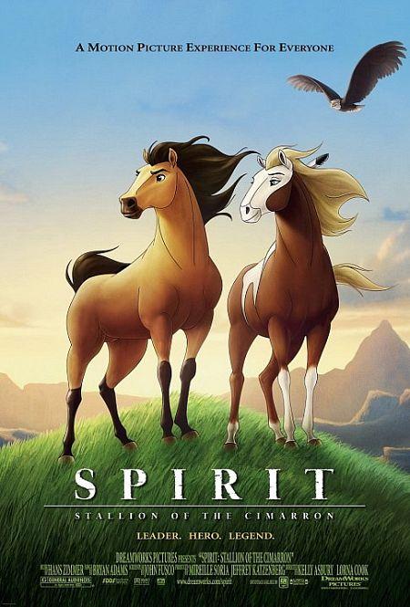 ดูหนังออนไลน์ Spirit Stallion of the Cimarron (2002) สปิริต ม้าแสนรู้มหัศจรรย์ผจญภัย HD พากย์ไทย เต็มเรื่อง