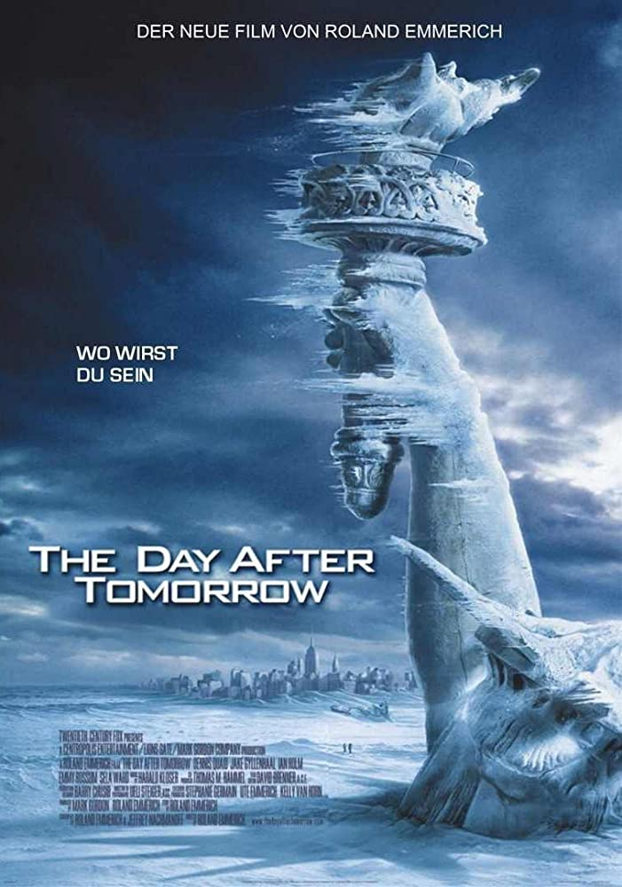 ดูหนังออนไลน์ The Day After Tomorrow (2004) วิกฤติวันสิ้นโลก พากย์ไทยเต็มเรื่อง