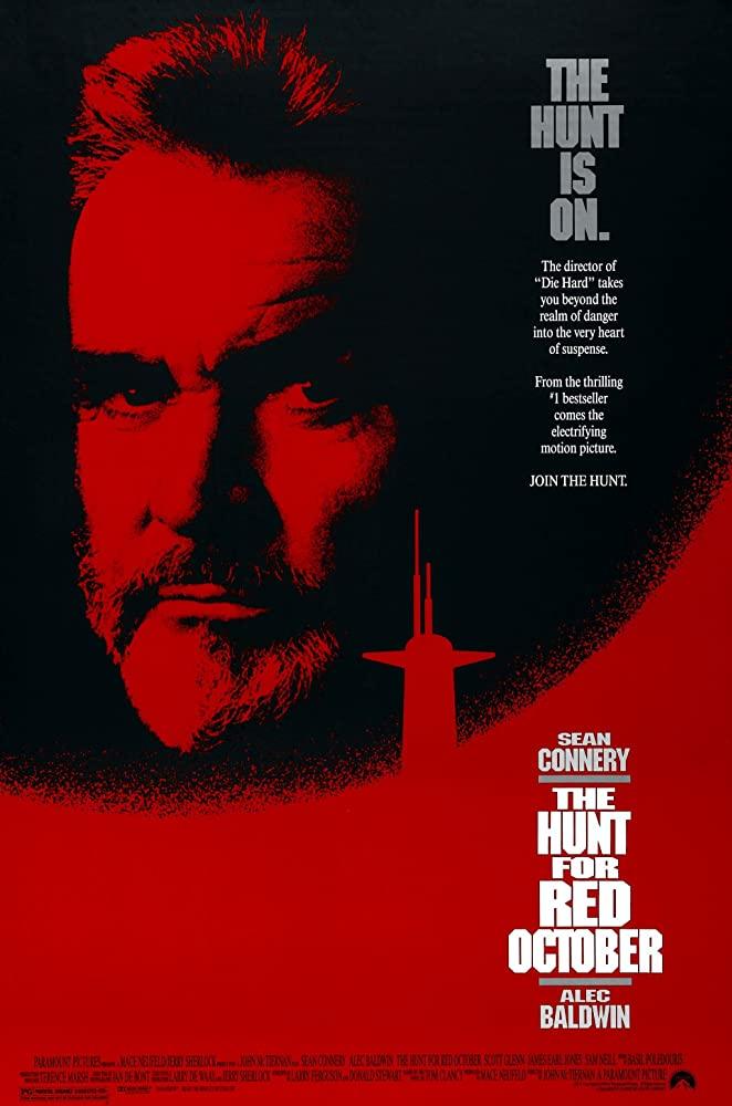ดูหนังออนไลน์ฟรี The Hunt for Red October (1990) ล่าตุลาแดง HD เต็มเรื่องพากย์ไทย มาสเตอร์