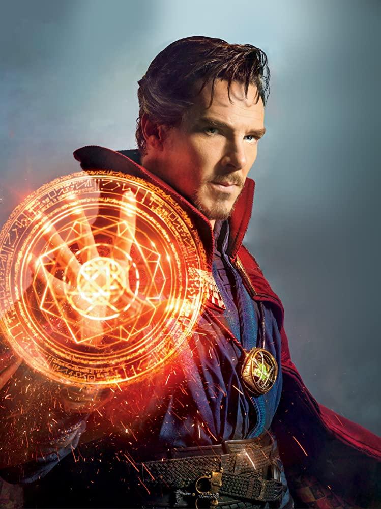 Doctor Strange (2016) ด็อกเตอร์ สเตรนจ์ จอมเวทย์มหากาฬ พากย์ไทย 4K