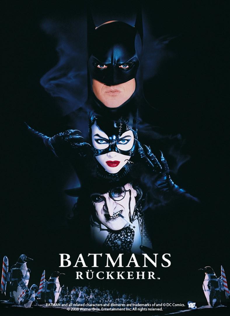 ดูหนัง Batman Returns (1992) แบทแมน รีเทิร์นส พากย์ไทยเต็มเรื่อง