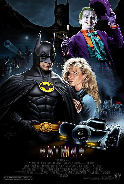ดูหนัง Batman (1989) แบทแมน ภาค 1 พากย์ไทยเต็มเรื่องมาสเตอร์