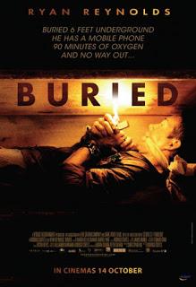 ดูหนังออนไลน์ Buried (2010) คนเป็นฝังทั้งเป็น HD เต็มเรื่องพากย์ไทย Netflix