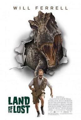 ดูหนัง Land of The Lost (2009) ข้ามมิติตะลุยแดนมหัศจรรย์