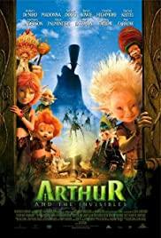 ดูการ์ตูนออนไลน์ Arthur and the Invisibles (2006) อาร์เธอร์ ทูตจิ๋วเจาะขุมทรัพย์มหัศจรรย์ HD