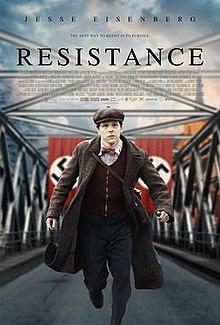 ดูหนังออนไลนืฟรี หนังฝรั่ง Resistance (2020) HD พากย์ไทย