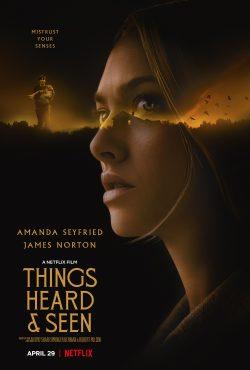 ดูหนังฝรั่ง Things Heard & Seen (2021) แว่วเสียงวิญญาณหลอน เต็มเรื่อง