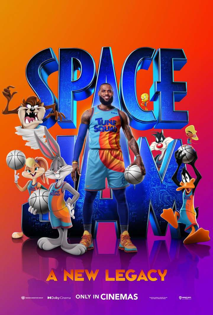 Space Jam A New Legacy (2021) สเปซแจม สืบทอดตำนานใหม่