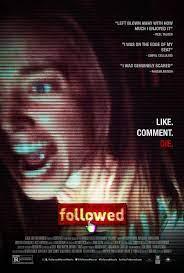 ดูหนังฟรีออนไลน์ Followed (2018) HD