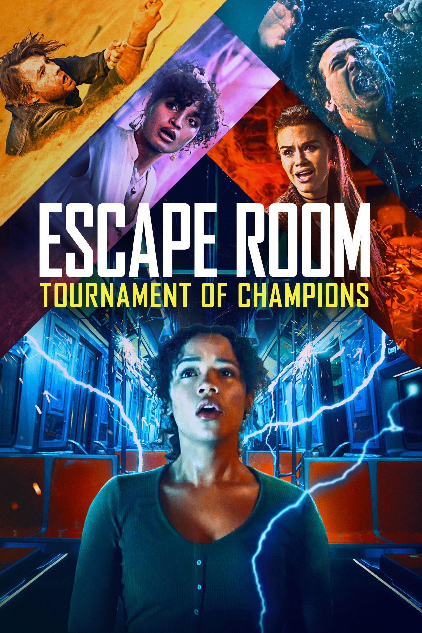 escape room 2 หนังมาใหม่ ซูม ภาพชัด